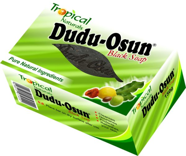 DUDU OSUN  150G (Black Soap)