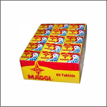MAGGI CHICKEN STAR TABLET 60x10g